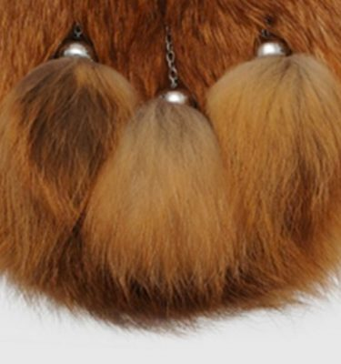 Red Fox Sporran Tassels