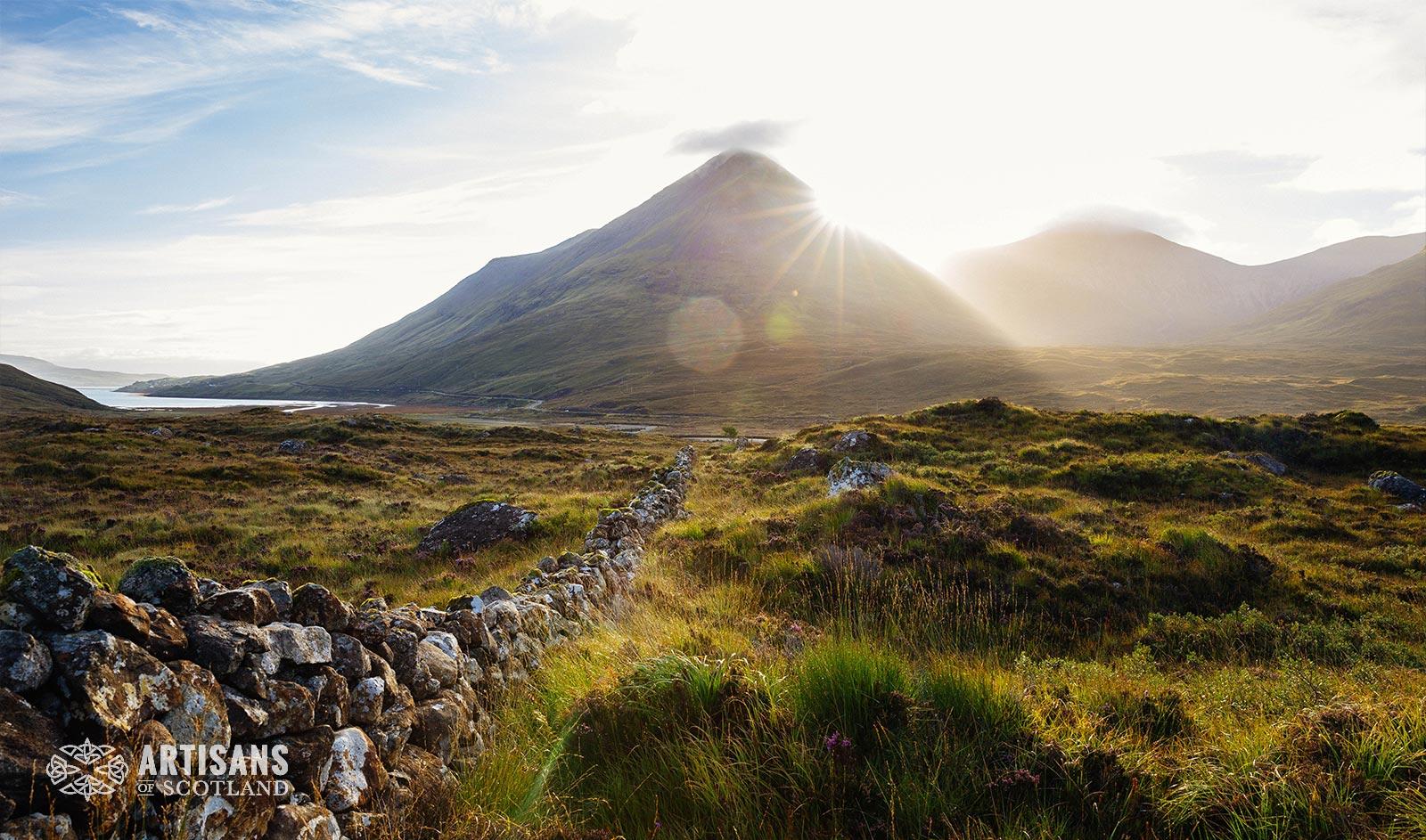 Sligachan - Isle of Skye - The most beautiful places in Scotland