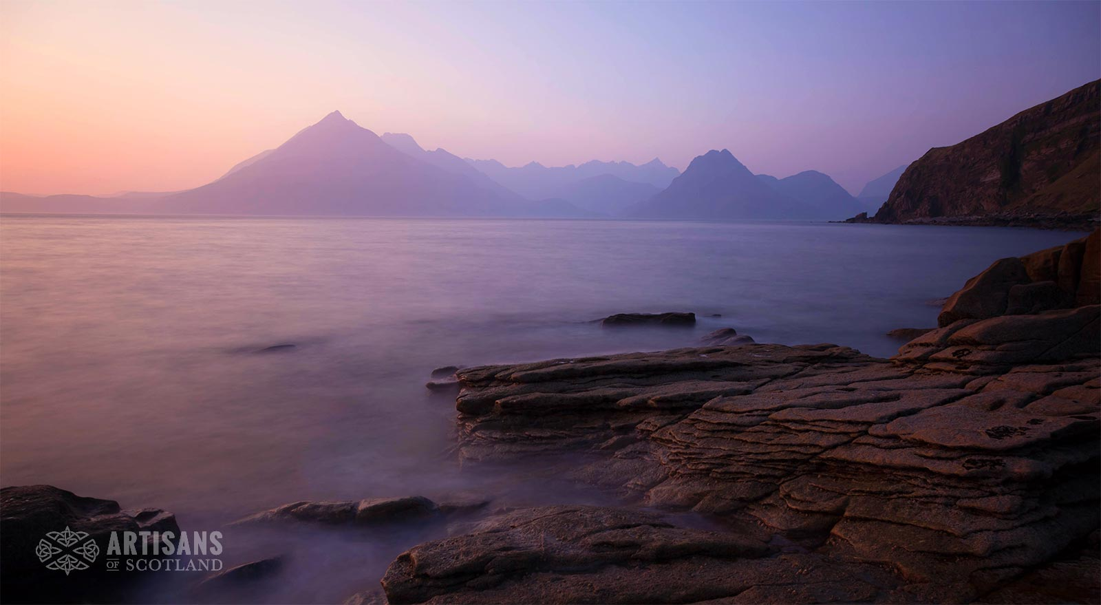 Black Cuillins from Elgol - The most beautiful places in Scotland