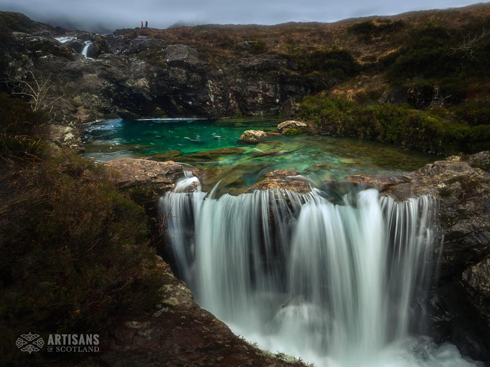 Fairy Pools Isle of Skye - The most beautiful places in Scotland