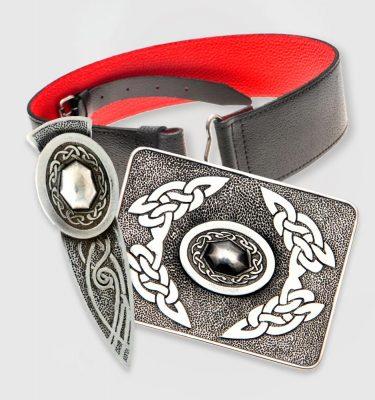 Celtic Oval Gift Set