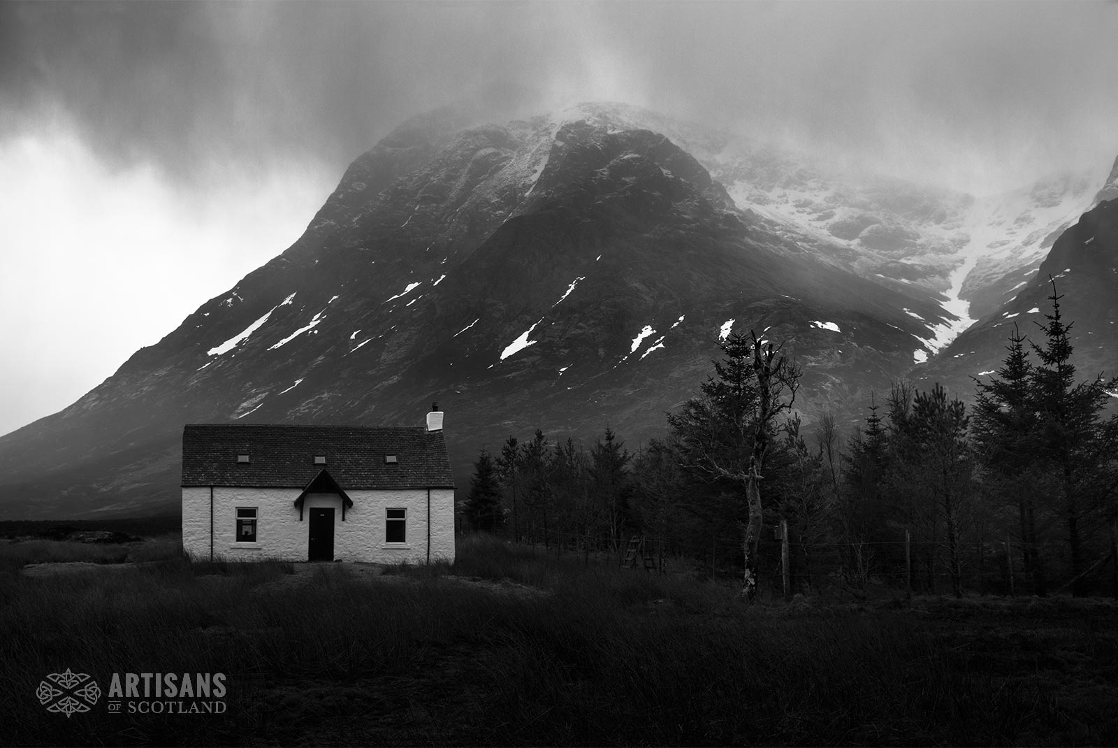 Lagangarbh Hut - Glancoe - The most beautiful places in Scotland