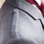 Tweed Kilt Jacket - Shoulder