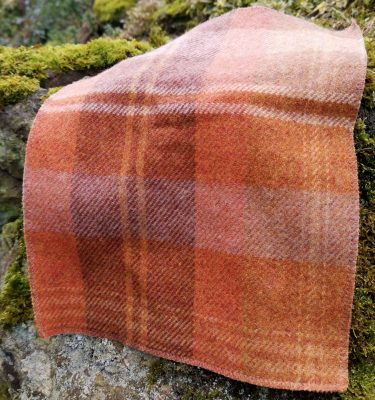 Kinfauns Fall Throw Product SHot