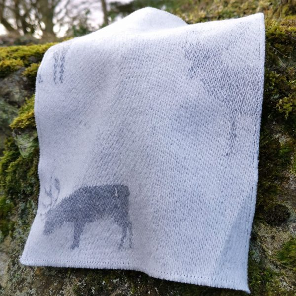Stag Throw Product Shot 1