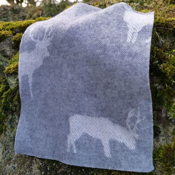 Stag Throw Product Shot 2