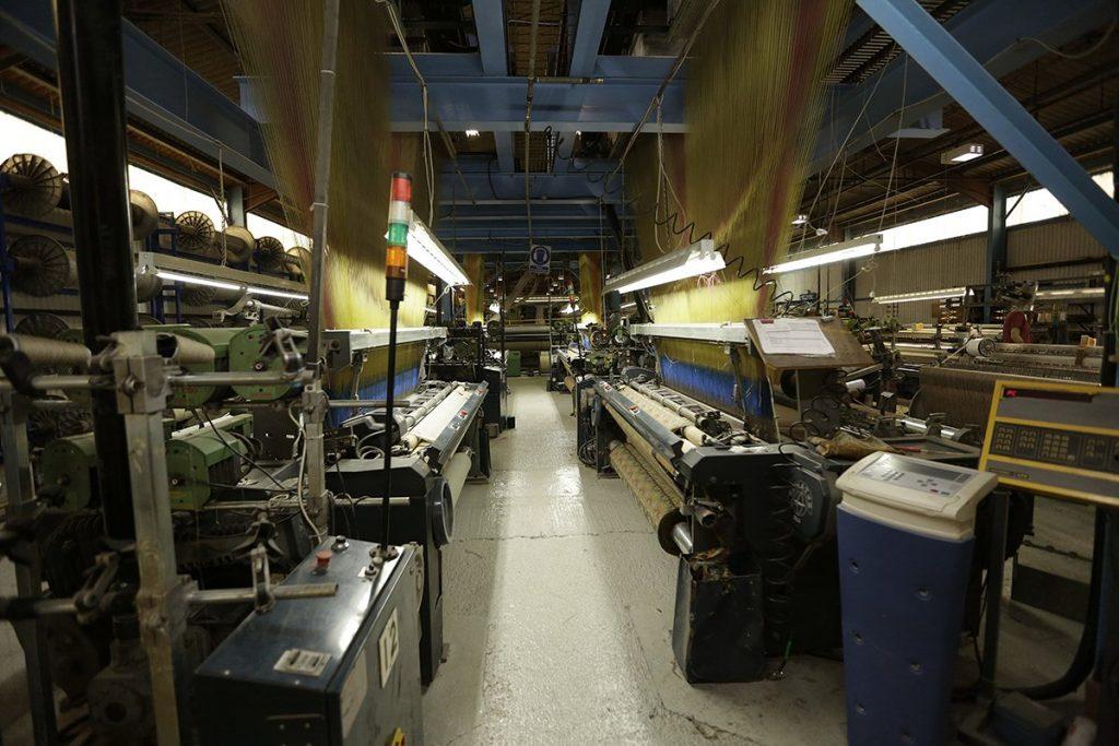 Calzeat - Weaving Room