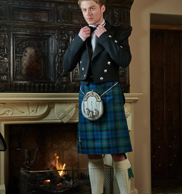 Prince Charlie Jacket - House of Edgar